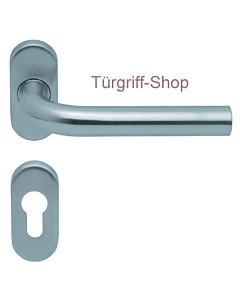 1100 (Image I) FS-Rosettengarnitur oval PullBloc Edelstahl Scoop