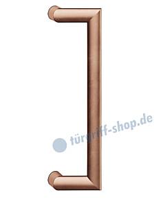 Stoßgriff 66-6538 oval Bronze von FSB