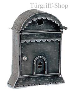 Briefkasten antik 810 Antik Schwarz von Galbusera