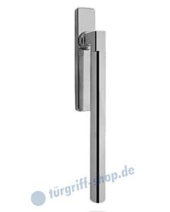 Hebe-/Schiebetürgriff Bauhaus auf Schild einseitig, in 4 Farben von Jatec