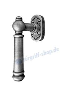 Brema Fenstergriff Dreh-/Kipp-Mech. Stahlgrau verzinkt Galbusera
