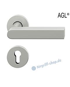 72-1001 Rosettengarnitur | Objektqualität mit Ausgleichslager AGL® Alu F1 von FSB