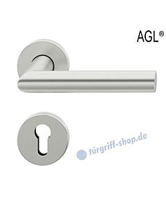 72-1076 Rosettengarnitur | Objektqualität mit Ausgleichslager AGL® Alu F1 von FSB