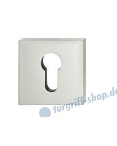 17-1704 Schlüsselrosettenpaar PZ, quadratisch, unsichtbar befestigt von FSB