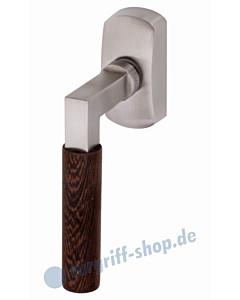Bauhaus R963 Fenstergriff Ultra Mattnickel/Wenge von Jatec