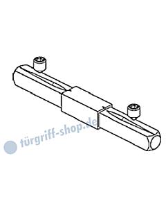 Drückerstift 10 auf 8 mm abgesetzt mit 2 Schrauben von Jatec