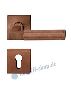 12-1102 quadratische Rosettengarnitur ASL® von FSB Bronze