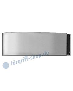 Gegenkasten EGSG 100 für Glastürschloss Edelstahl-matt von Karcher