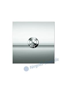 Klingelplatte EZ302Q quadratisch Edelstahl von Karcher