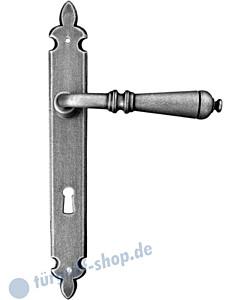 Mosca Langschildgarnitur antik -schmales Schild ST1- Galbusera