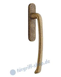 313-Priamo Hebe-/Schiebetürgriff auf Schild in 4 Farben Reguitti