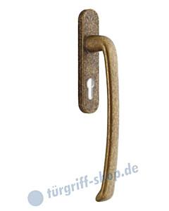 313-Priamo Hebe-/Schiebetürgriff auf Schild PZ von Reguitti