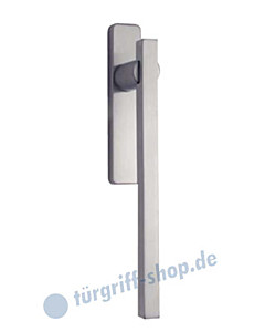 305-Laser Q Hebe-/Schiebetürgriff auf Schild in 2 Farben Reguitt