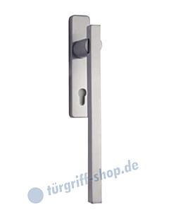 305-Laser Q Hebe-/Schiebetürgriff auf Schild PZ von Reguitti