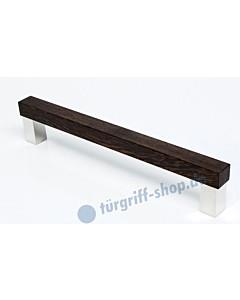 Stossgriff PURO Wenge geölt oder lackiert in 3 Längen