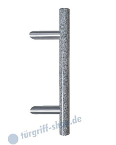 Stossgriff 2589 Griffstange Corian mit abgeschrägten Stützen 45° in 5 Farben von Spitzer