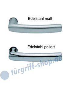 1003 (Geo) Drückerpaar Edelstahl poliert oder matt von Scoop