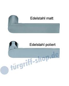 1008 (Semi) Drückerpaar Edelstahl matt oder poliert von Scoop