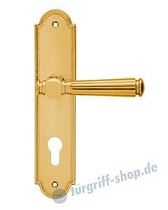 Schöntal L260 Langschildgarnitur Zirkonium poliert von Karcher