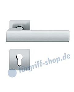 70-1183 quadratische Halbgarnitur, Hochhaltefeder, PZ-Lochung, Vierkantaufnahme 8mm, 2 Farben von FSB