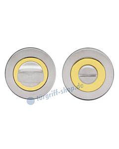 Badverriegelungs-Set 1332 Zirkonium poliert/Edelstahl-matt Karcher