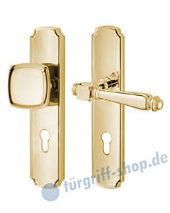 Schutzgarnitur 950-913 Ultra Messing von Jatec