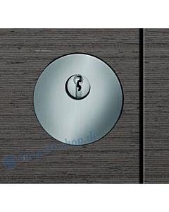 Schutzrosette 73-7396 flächenbündig m. Gegenros. 4 Farben FSB