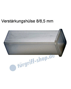 Verstärkungshülse 8/8,5 mm aus Eisen verzinkt von FSB