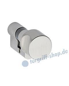 Knaufzylinder fürs Bad für Glastürschlösser von Griffwelt