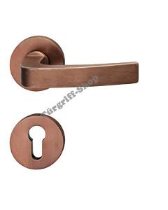 70-1163 Halbgarnitur, Hochhaltefeder, PZ-Lochung, Vierkantaufnahme 8mm, Bronze von FSB