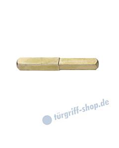 FSB - Einseitig abgesetzter Vollstift 8/10 mm
