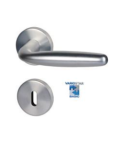 Arena-R Basic Rosettengarnitur Aluminium von Südmetall