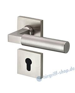 Bauhaus R371 Feuerschutz-Rosettengarnitur Edelstahl Jatec