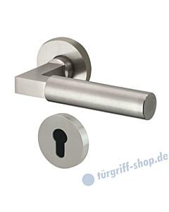 Bauhaus R373 Feuerschutz-Rosettengarnitur Edelstahl Jatec