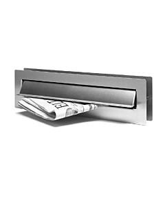 Briefeinwurf-System L330 von Bobi aus Edelstahl