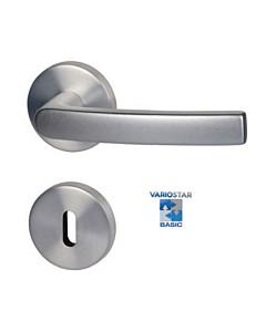 Cintre-R Basic Rosettengarnitur Aluminium von Südmetall