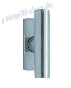 1010 (Cross) Fenstergriff eckig Edelstahl matt o. poliert Scoop