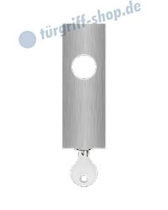 Abschließbares Gehäuse rechteckig für Fenstergriffe von Karcher RC 2 zertifiziert, 2 Farben und 3 Stiftlängen
