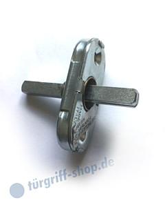 Fenstergriff-Unterkonstruktion Basic 35 mm Stiftlänge von Südmetall