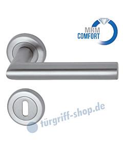 Galina II-R MRM Comfort Rosettengarnitur | GK4 Kugellager | Edelstahl matt Südmetall