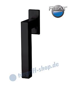 Galina Square Flat Fenstergriff -nicht abschließbar- Schwarz matt von Südmetall