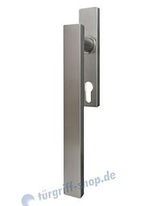 Hebe-/Schiebetürgriff EHS52Q PZ für innen, PZ 69 mm, Vierkant 10/9 mm, Edelstahl matt Karcher Design