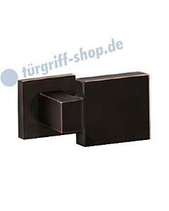 Knopf EK 550 gekröpft drehbar Antik Bronze Optik von Karcher