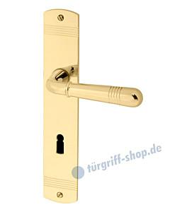 Maybach S Langschildgarnitur in Messing poliert von Reguitti