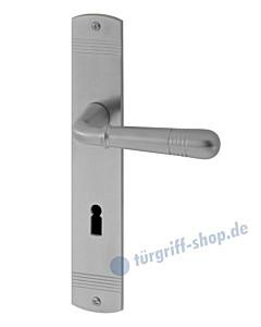 Maybach S Langschildgarnitur Nickel matt von Reguitti
