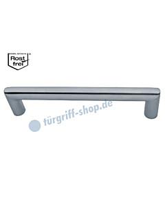 Möbelgriff in runder Stangenform, Griffstärke Ø 12,7 mm, in diversen Längen, Edelstahl matt von Südmetall