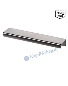 Möbelgriff Profil eckig, Griffstärke 40 x 1,5 mm, in diversen Längen, Edelstahl matt von Südmetall