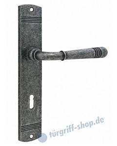Paola Langschildgarnitur Antik-grau von Edestar