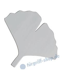 Planar Natura Stossgriff 4200/6   Ginko-Form   Aluminium eloxiert von Schneider + Fichtel