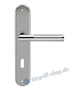 Rio Steel RL 34 Langschildgarnitur Chrom/Nickel-matt von Karcher